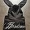 Thumbnail: Hardcore Bunny Ear Hoodie