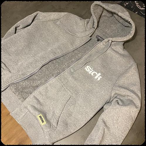 Mono SickFuck3r Sherpa Hood