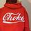 Thumbnail: Ladies Contrast Choke Hoodie