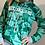 Thumbnail: Ladies Hooligan Green Camo Hoodie Top