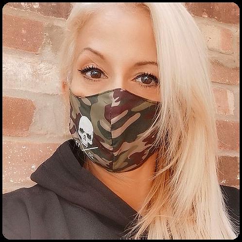 Camo Face Mask v2