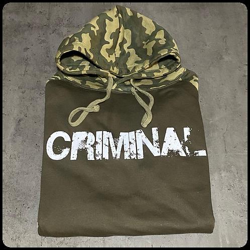 Tactical Camo Criminal Hood