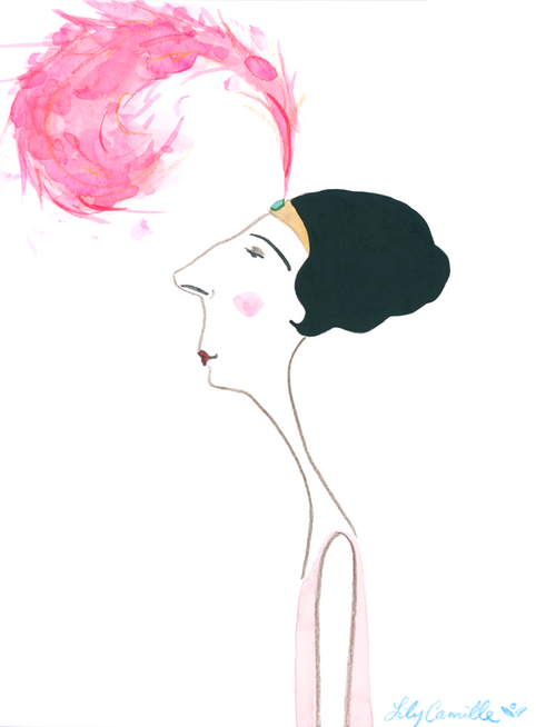 Feather Flapper