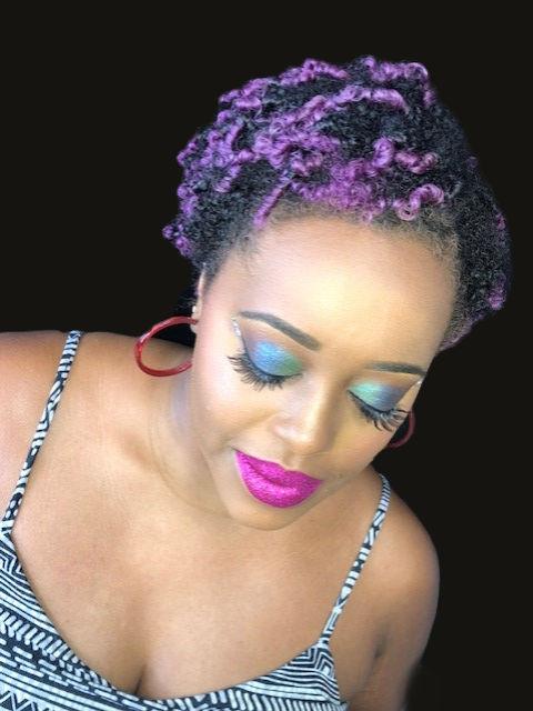 Black Friday Airbrush Makeup Application