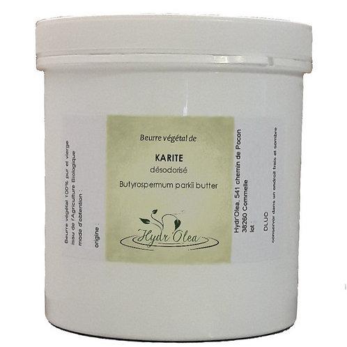 Beurre de Karité désodorisé