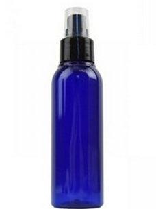 Flacon spray 100ml PET Bleu