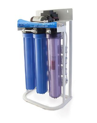 AQ  500 GPD Direkt Akış Su Arıtma Cihazı