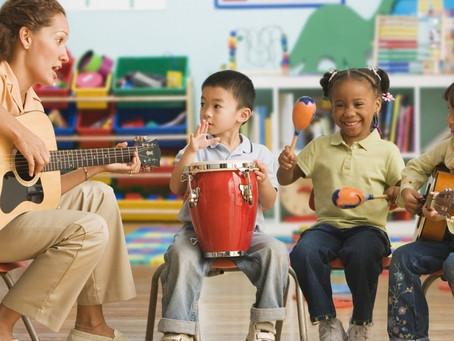 A música como diferencial competitivo para a sua escola: parte 1