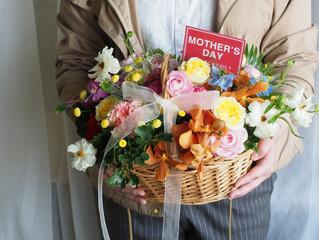 母の日のご予約・ご来店ありがとうございました。