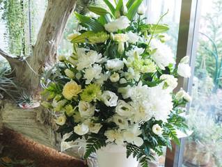 お盆・お供えのお花について