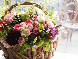 【母の日】花束・アレンジメントについて