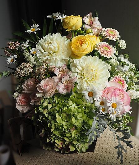アレンジメント | 豊田市 | 花屋のグリーンピース
