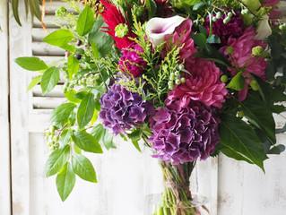 異動・退職のお花のご注文