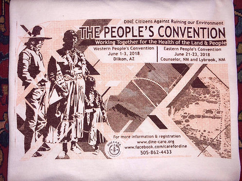 2018 The People's Convention Shirt