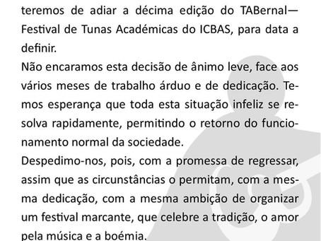 || COMUNICADO X TABERNAL ||