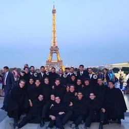 Paris - Digressão 2019
