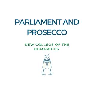 Parliament and Prosecco