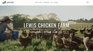 Lewis Chicken Farm