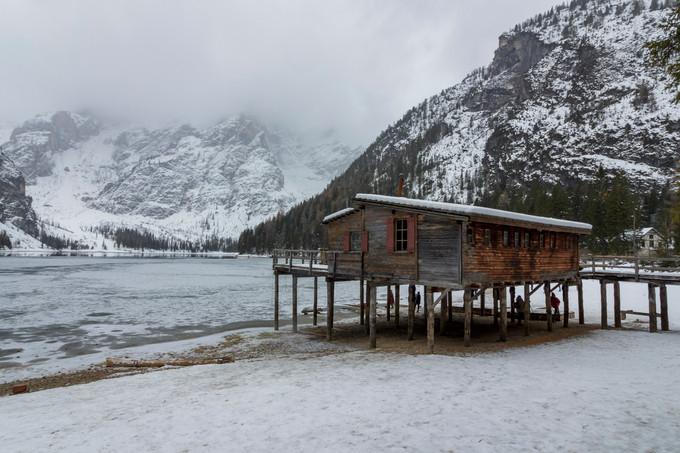 3 Days in Dolomiti, November 2017
