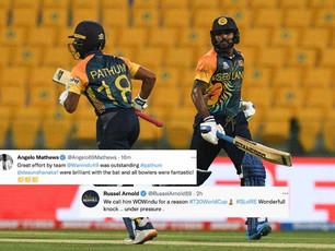 ICC T20 WC 2021 - Round 1 - Wanindu Hasaranga blasts Ireland with 71, 1/12; SL win, reach Super 12