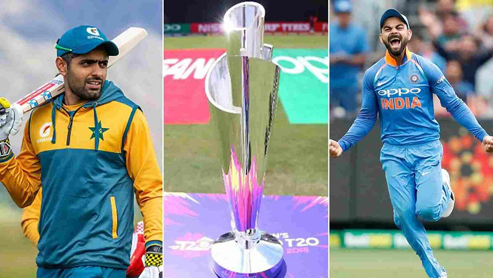 Team India to face off Pakistan in ICC Men's World T20 fixture.