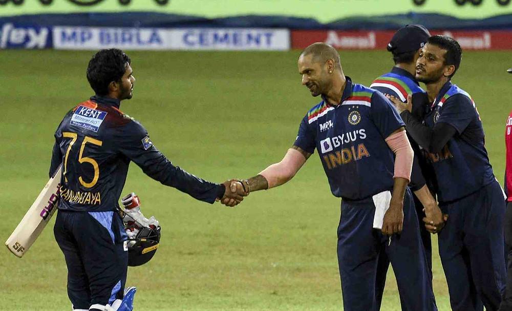 India vs Sri Lanka 3rd T20I Highlights: Sri Lanka beat Team India by 7 wickets and win the series by 2-1.