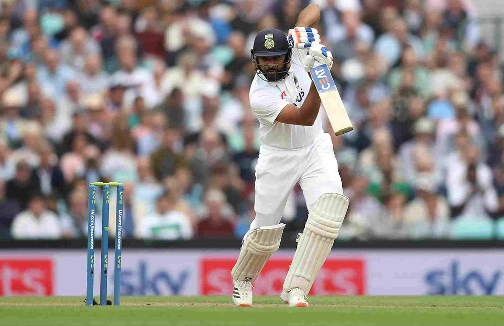 India vs England 2021: Rohit Sharma has scored 368 runs on India tour of England 2021 at an average of 52.57. Rohit Sharma was declared Man of The Match for his Century (127) at The Oval.