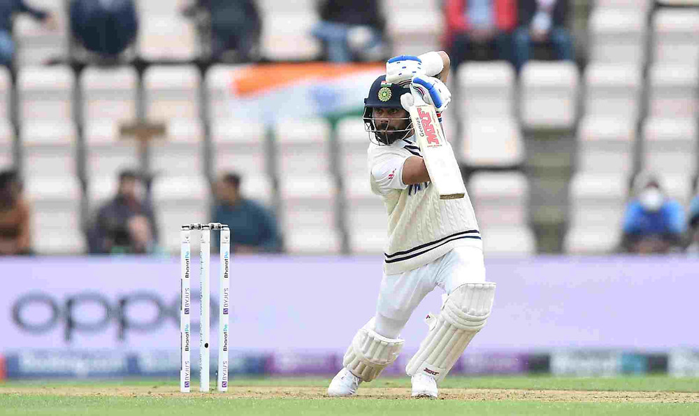 Virat Kohli remains not out on 44 against New Zealand in WTC final Day 2 at southampton
