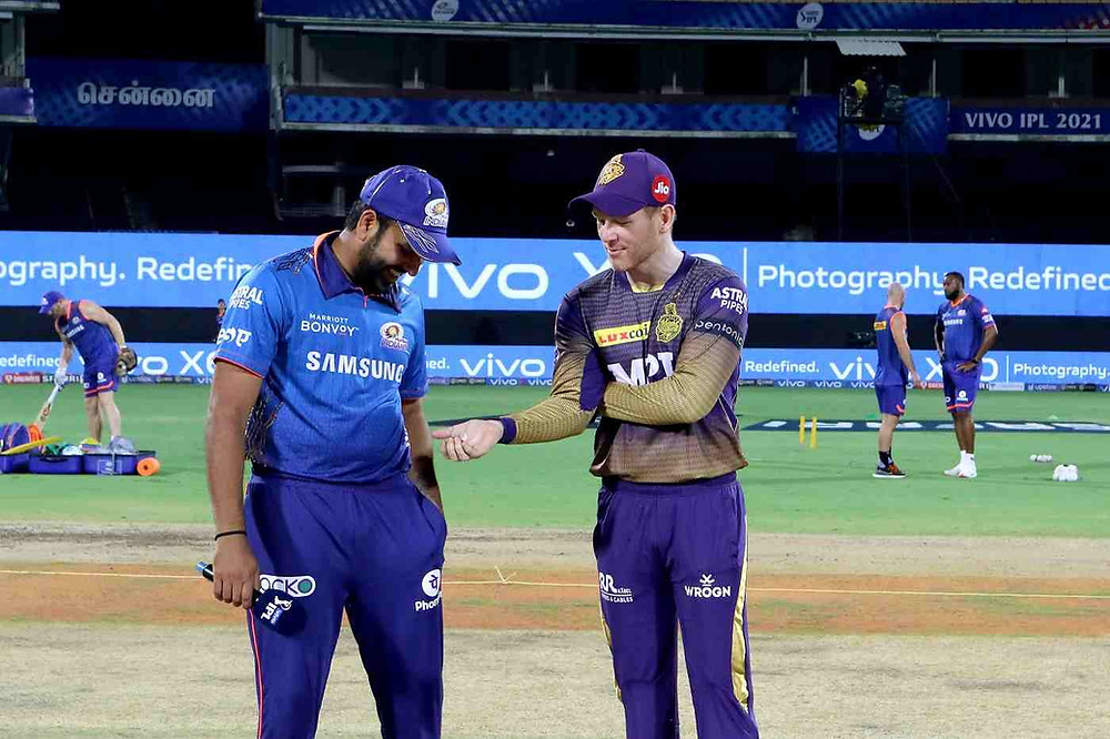 IPL 2021, MIvsKKR, 34th Match: Mumbai Indians to face Kolkata Knight Riders in 34th match of IPL 2021 at Abu Dhabi, Availability of Rohit Sharma and Hardik Pandya is still a question mark.