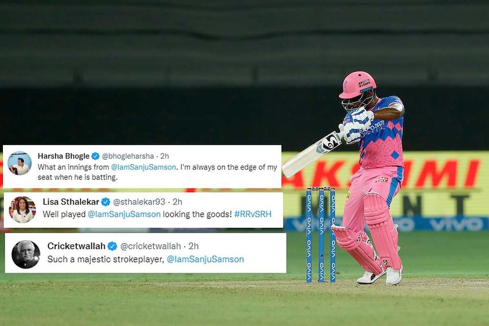 IPL 2021, RRvsSRH, Highlights: Sunrisers Hyderabad beat Rajasthan Royals by seven wickets, Sanju Samson, Kane Williamson and Jason Roy scored fifty.
