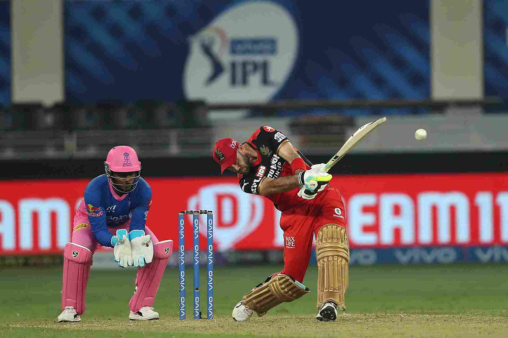 IPL 2021, RR vs RCB: RCB defeat RR by seven wickets, Maxwell scored 50 of 30