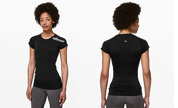 Tee-Shirt Femme BCP x lululemon