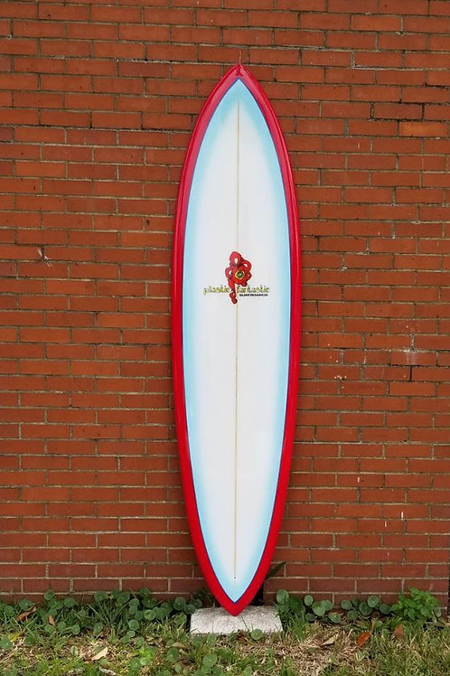 NEW Plastic Fantastic Surfboard