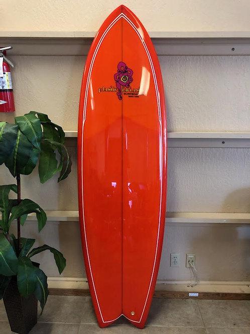 NEW Plastic Fantastic Surfboard
