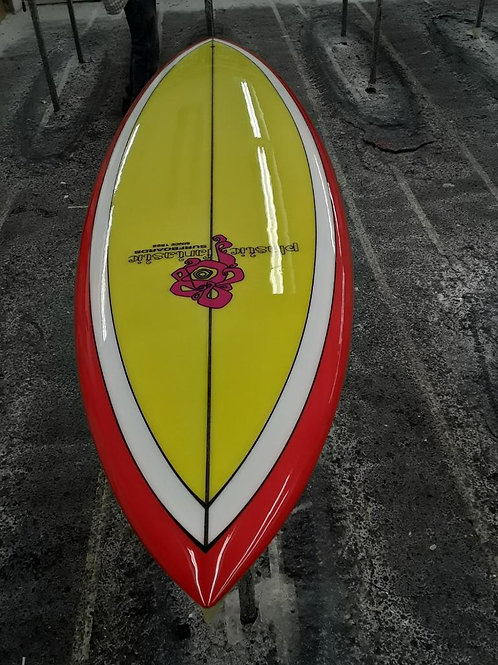 Plastic Fantastic Surfboard
