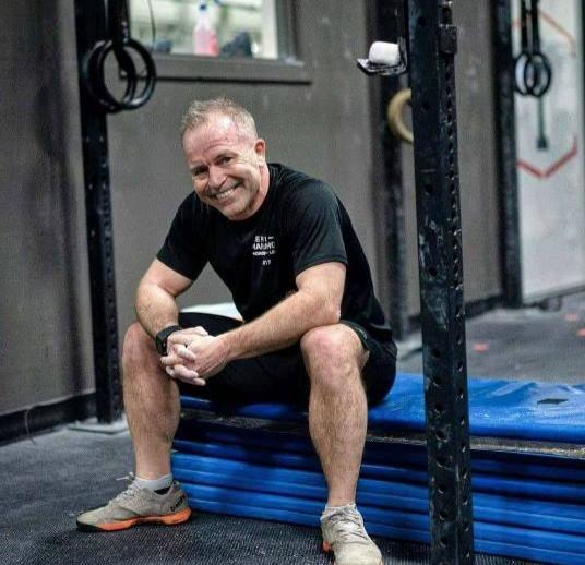 Entraîneur Steve Carrier