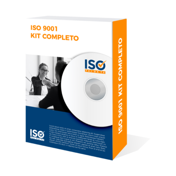 Kit Completo Iso 9001:2015