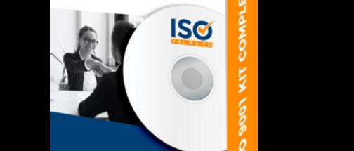 Kit Completo Iso 9001:2015