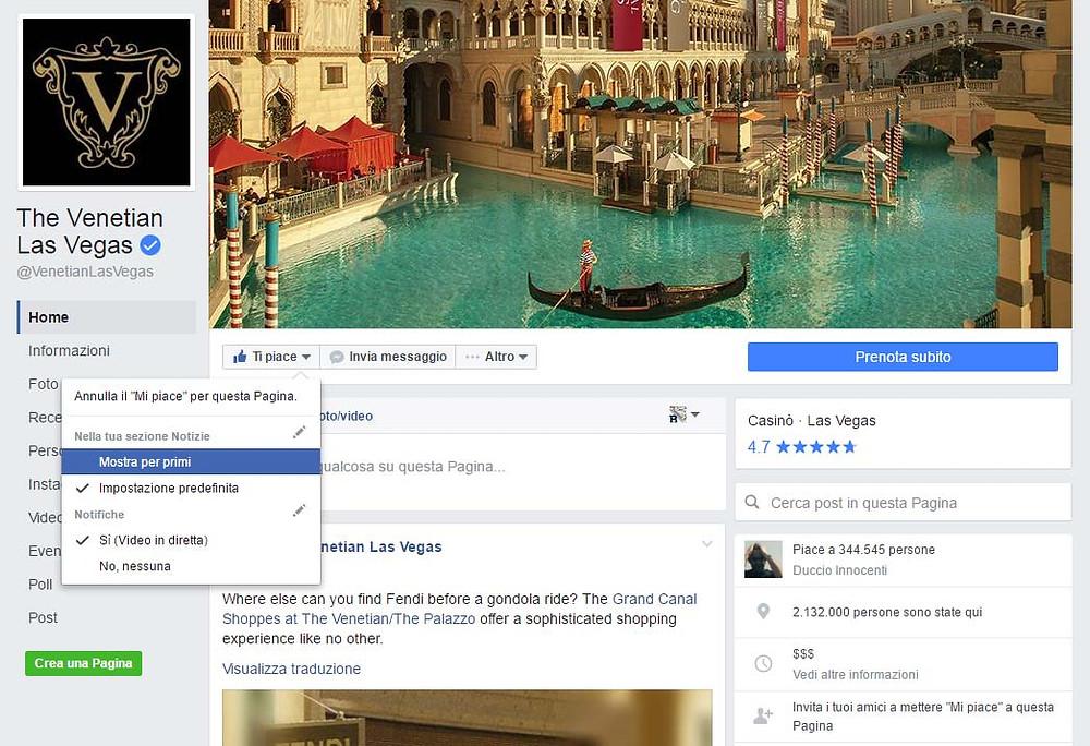 Come pubblicare sulla propria pagina Facebook