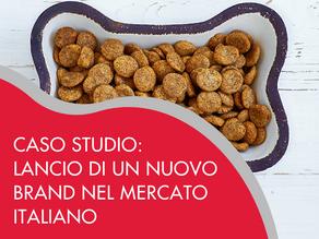 Caso Studio nel Settore Pet Food: lancio di un nuovo brand nel mercato italiano