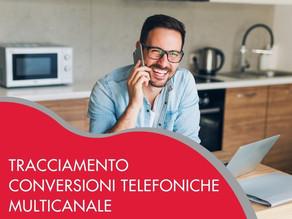 Tracciamento delle conversioni da telefonata