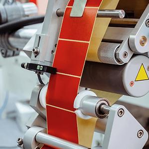 esempio di etichette stampate nell'etichettificio a brescia alkam