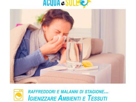 Curare il raffreddore...? No grazie, meglio prevenire!