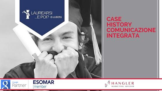 Agenzia Comunicazione a Bergamo: Progetto laurearsi e Poi Luberg