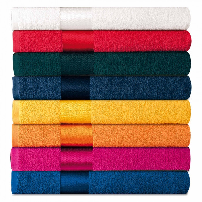 asciugamani-colorati