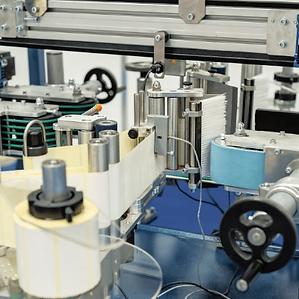 macchinari dell'etichettificio a bergamo Alkam