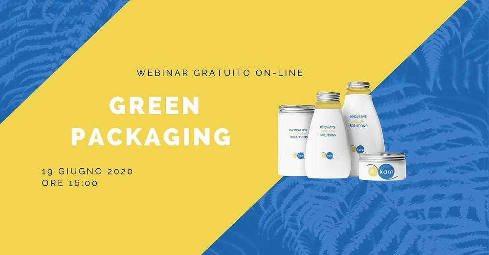 webinar sul green packaging