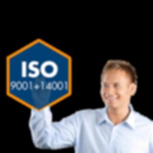 certificazione integrata iso 90001 e 14001
