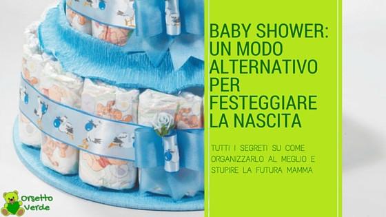 baby shower come organizzarlo