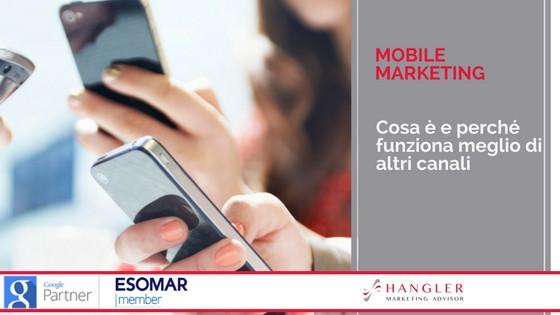 Approfondimento Mobile Marketing